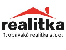 Logo 1. opavská realitka