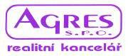 Logo AGRES s.r.o. realitní kancelář