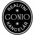 Logo Realitní kancelář Gonio, Ing. Zdeněk Houb - člen DRUŽSTVA REALITNÍCH KANCELÁŘÍ ČR
