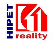 Logo Hipet reality, sdružení podnikatelů